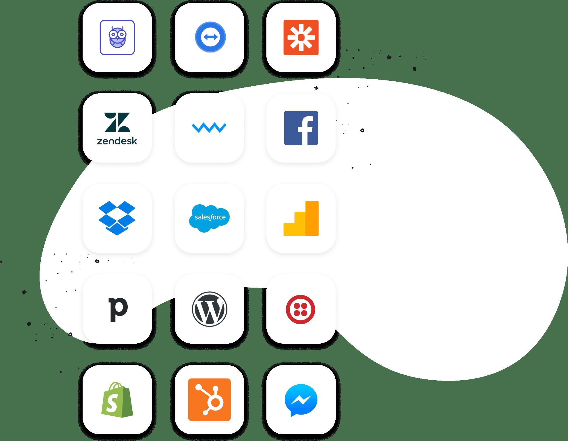 LiveChat integrations